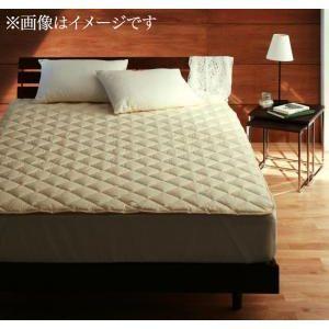 オールシーズン温度調整素材アウトラスト(R)シリーズ【IDEAL】アイディール敷パッド(ダブル) [00]|honkeya
