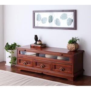 アンティーク調アジアン家具シリーズ RADOM ラドム ローボード[1D][00]|honkeya