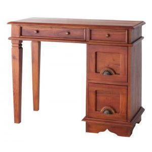 アンティーク調アジアン家具シリーズ RADOM ラドム デスク[1D][00] honkeya