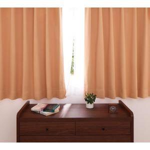 20色×54サイズから選べる防炎・1級遮光カーテン mine マイン 2枚 幅150×90cm[4D][00]|honkeya