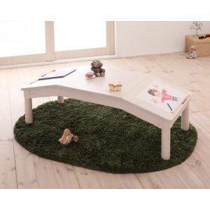 天然木シンプルデザインキッズ家具シリーズ Primaria プリマリア テーブル[4D][00]|honkeya