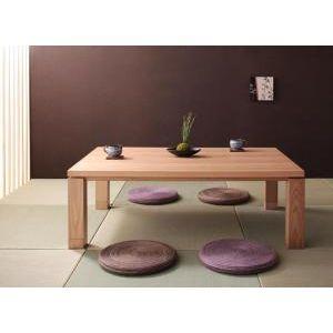 天然木アッシュ材 和モダンデザインこたつテーブル【CALORE】カローレ/長方形(135×85)[L][00]|honkeya