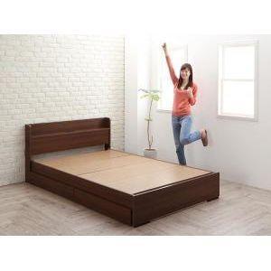 工具いらずの組み立て・分解簡単収納ベッド Lacomita ラコミタ ベッドフレームのみ シングル[4D][00] honkeya