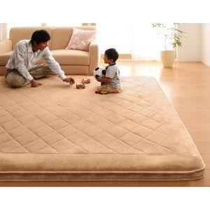 スーパーふかふかラグ【famile】ファミレ 190×240cm[L][00] honkeya