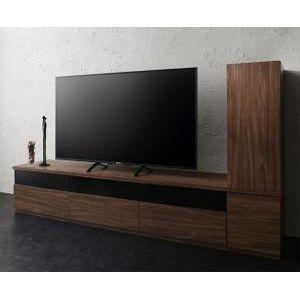 キャビネットが選べるテレビボードシリーズ add9 アドナイン 2点セット(テレビボード+キャビネット) 木扉 W180[00]|honkeya