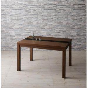 こたつもソファも高さ調節 アーバンモダン・リビングダイニングセット Jurald ジュラルド ダイニングこたつテーブル W105[00]|honkeya