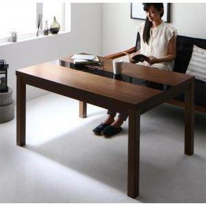 5段階で高さが変えられる アーバンモダンデザイン高さ調整こたつテーブル GREGO グレゴ 長方形(75×105cm)[00]|honkeya