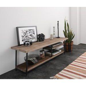 杉古材ヴィンテージデザインリビングシリーズ Bartual バーチュアル テレビボード 幅120[4D][00] honkeya