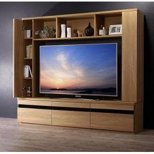 55型対応ハイタイプテレビボード TITLE タイトル[L][00]|honkeya