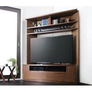 大型テレビ対応ハイタイプコーナーテレビボード city angle シティアングル[L][00] honkeya