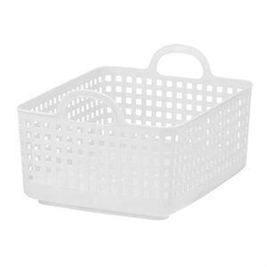 家具・インテリアバスバスケット SCB−7 W 【ホワイト】【代引不可】 [01]|honkeya