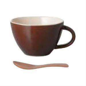 ほっくり スープカップ ブラウン [01]|honkeya