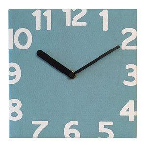 壁掛け時計 Torno ブルー【代引不可】 [01]|honkeya