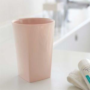タンブラー 歯磨きコップ ミスト ピンク【代引不可】 [01]|honkeya