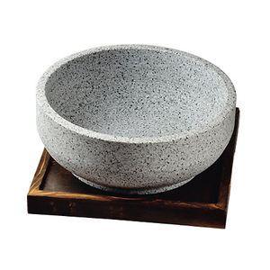 韓国式 石焼きビビンバ 鍋 18cm【代引不可】 [01]|honkeya