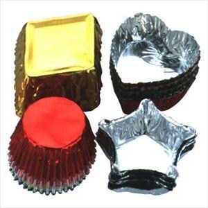 チョコカップ チョコレート型 バラエティー 4種類 20枚入【代引不可】 [01]|honkeya