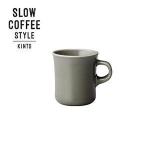 SLOW COFFEE STYLE マグ グレー 250ml【代引不可】 [01]|honkeya