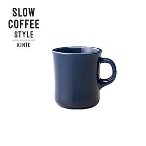 SLOW COFFEE STYLE マグ ネイビー 400ml【代引不可】 [01]|honkeya