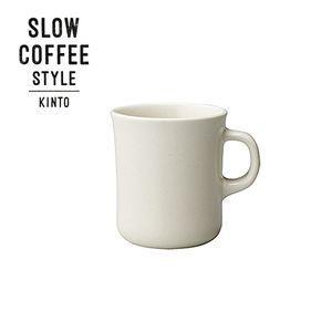 SLOW COFFEE STYLE マグ ホワイト 400ml【代引不可】 [01]|honkeya