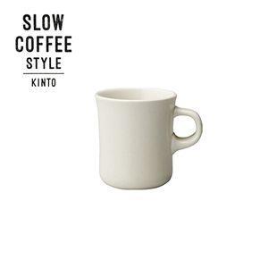 SLOW COFFEE STYLE マグ ホワイト 250ml【代引不可】 [01]|honkeya