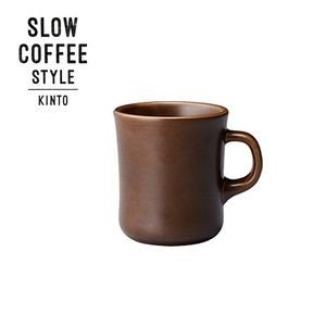 SLOW COFFEE STYLE マグ ブラウン 400ml【代引不可】 [01]|honkeya