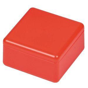 おにぎらず メーカー Cube Box レッド C-451【代引不可】 [01]|honkeya