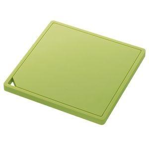 シリコン鍋敷き アクア 角型 グリーン 2947 AQUA【代引不可】 [01]|honkeya