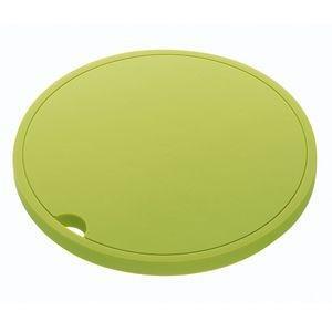 シリコン鍋敷き アクア 丸型 グリーン 2950 AQUA【代引不可】 [01]|honkeya