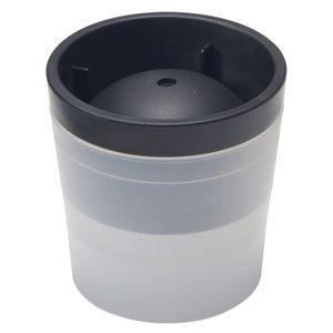 丸氷 製氷器 俺の丸氷 アイスボールメーカー ブラック STK-06【代引不可】 [01]|honkeya