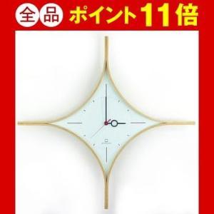 時計 DAIA CLOCK ライトブルー YK09-108 【代引不可】 [01]|honkeya