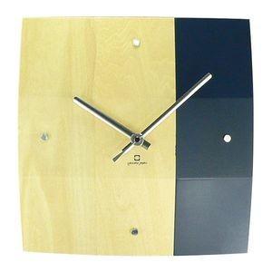 掛け時計 BOWL CLOCK ダークブルー YK06-003 【代引不可】 [01] honkeya