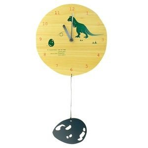掛け時計 MOBILE CLOCK 恐竜と卵 YK09-101 【代引不可】 [01] honkeya