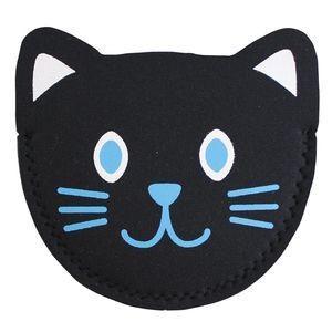 アニマルラバーミトン ネコ ブラック K551BK MARNA【代引不可】 [01]|honkeya