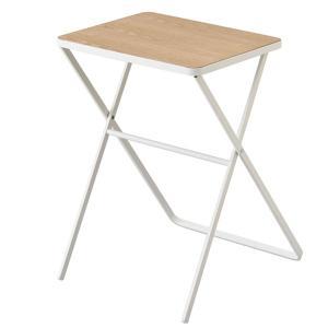 折り畳みテーブル タワー ホワイト 3422 【代引不可】 [01]|honkeya