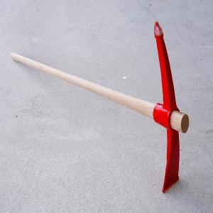 バチヅル2.5k 1050mm 柄付 つるはし ツルハシ|honmamon
