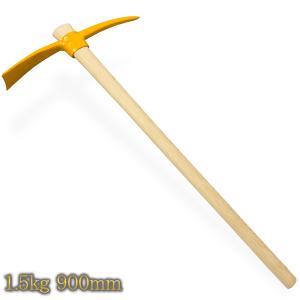 バチヅル1.5k 900mm 柄付 つるはし ツルハシ|honmamon