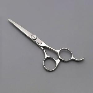 散髪はさみ プロ形状 家庭用 ミニ 散髪鋏 150mm シザー|honmamon