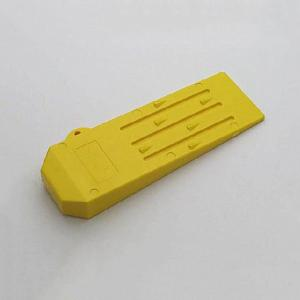 木割用クサビ プラスチック矢中 刃巾70mm×全長210mm|honmamon