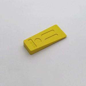 木割用クサビ プラスチック矢小 刃巾60mm×全長150mm|honmamon