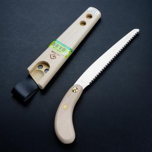 鋸 造園 ヒシカ印 替刃式ミニ剪定鋸 150mm|honmamon