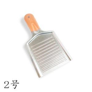 おろし金 銅製 スーパーハイカット 2号 165×280×1.5厚|honmamon