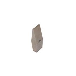 三木技研 オール超硬合金製 豆鉄平石槌 110g A 163 honmamon