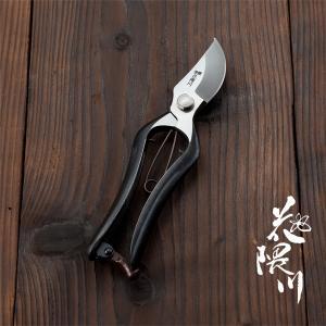 剪定ばさみ はさみ ハサミ バサミ 花隈川 B型 剪定鋏 200mm 名入れ|honmamon