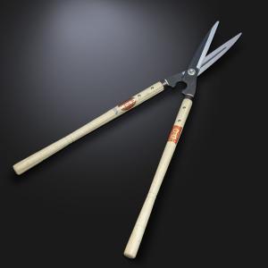 刈込鋏 花隈川 鋼付 刈込鋏 210mm 剪定 庭木 刈り込みバサミ ばさみ ハサミ はさみ|honmamon