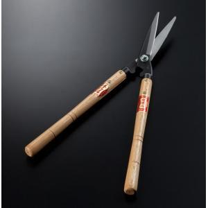 刈込鋏 花隈川 鋼付 刈込鋏 140mm 剪定 庭木 刈り込みバサミ ばさみ ハサミ はさみ|honmamon