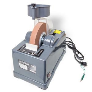 電動 刃物研磨機 縦型水研機 HSG-205 刃物 研ぎ honmamon