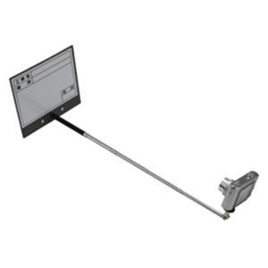 ホワイトボード 伸縮式 カメ棒500 C6タイプ|honmamon