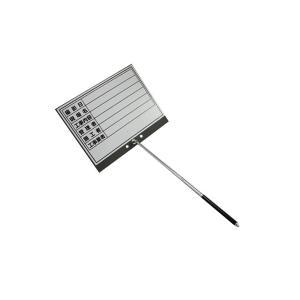 ホワイトボード 伸縮式 伸縮式ホワイトボードA4-S|honmamon
