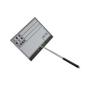 ホワイトボード 伸縮式 伸縮式ホワイトボードB5-1|honmamon