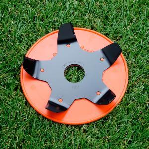 水田除草機 日本製 水草カッター 刈払機 アタッチメント パーツ|honmamon